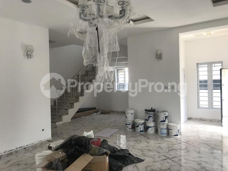 5 bedroom Detached Duplex House for sale chevy view estate, chevron Lekki Lagos - 2