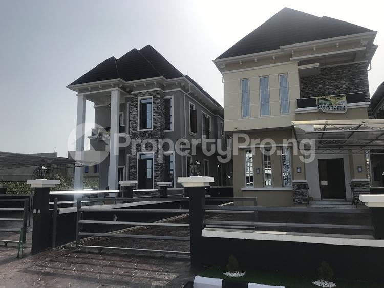 5 bedroom Detached Duplex House for sale lekki county homes