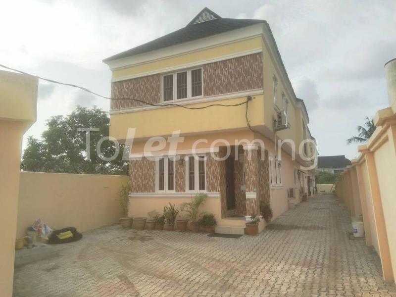 3 bedroom Flat / Apartment for rent Soluyi Soluyi Gbagada Lagos - 0