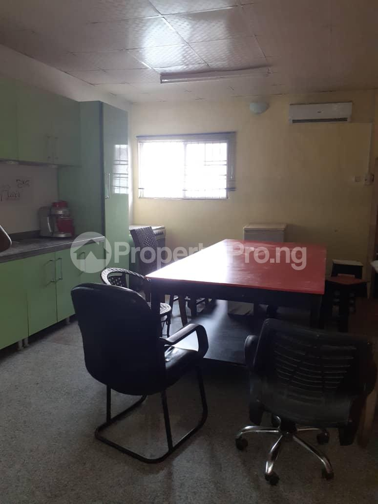 4 bedroom Office Space Commercial Property for rent Off access road, by Corona school Anthony Village Maryland Lagos - 6
