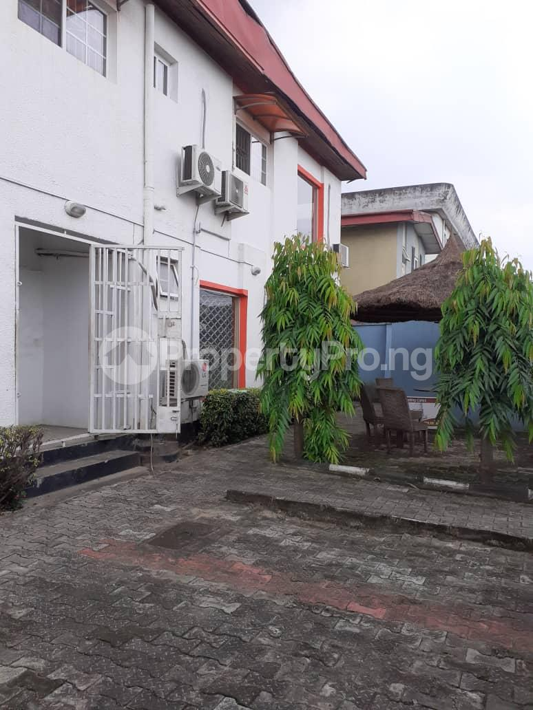 4 bedroom Office Space Commercial Property for rent Off access road, by Corona school Anthony Village Maryland Lagos - 3