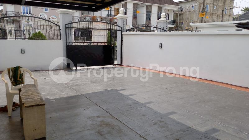 5 bedroom Detached Duplex House for sale Osapa london Lekki Lagos - 33