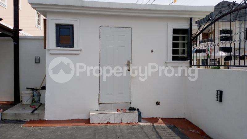 5 bedroom Detached Duplex House for sale Osapa london Lekki Lagos - 34