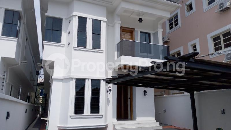 5 bedroom Detached Duplex House for sale Osapa london Lekki Lagos - 35