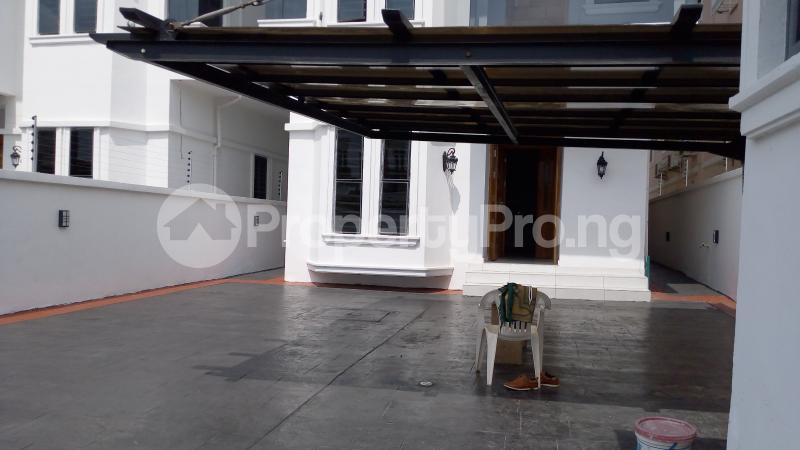 5 bedroom Detached Duplex House for sale Osapa london Lekki Lagos - 37