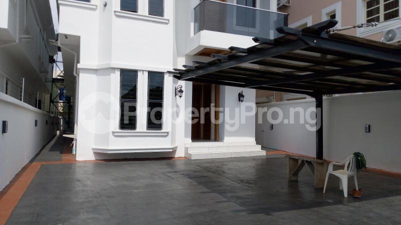 5 bedroom Detached Duplex House for sale Osapa london Lekki Lagos - 36