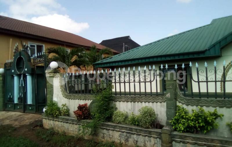3 bedroom Terraced Bungalow House for sale Unique estate Ipaja Ipaja Lagos - 1
