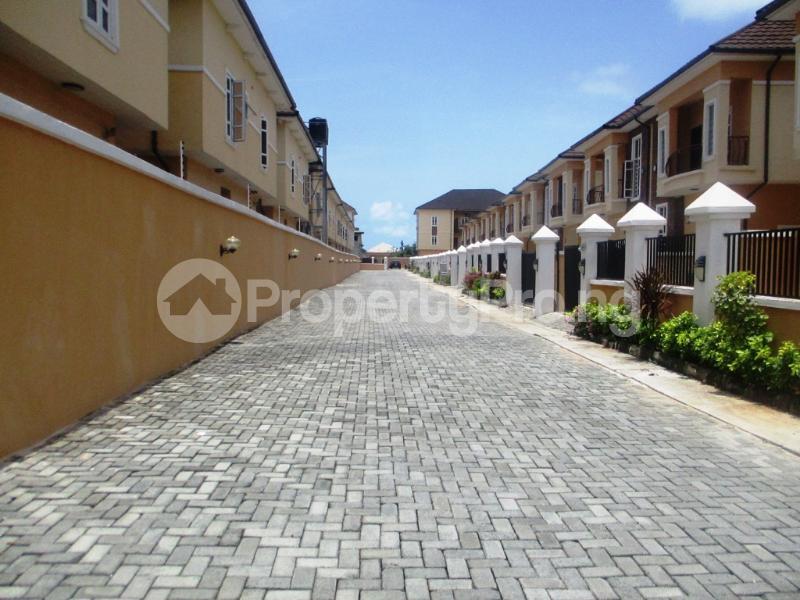 4 bedroom Semi Detached Duplex House for rent southlake estate Ologolo Lekki Lagos - 2