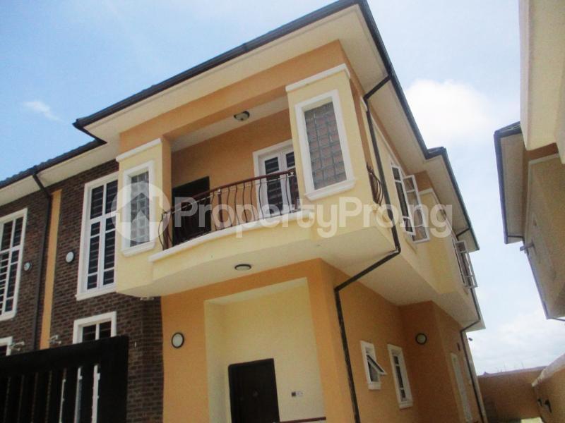 4 bedroom Semi Detached Duplex House for rent southlake estate Ologolo Lekki Lagos - 4