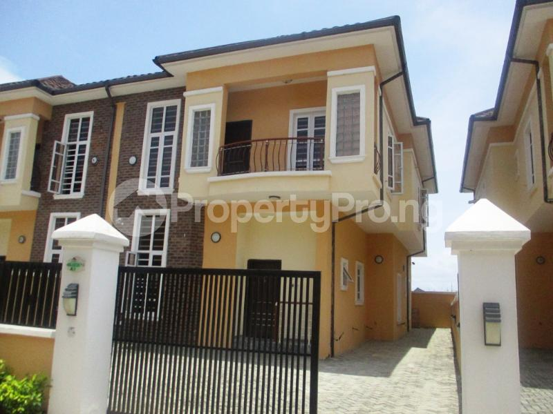 4 bedroom Semi Detached Duplex House for rent southlake estate Ologolo Lekki Lagos - 3