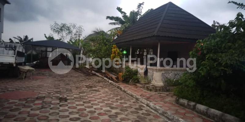 5 bedroom Detached Duplex House for sale Odani Green City Estate. Eleme Rivers - 2