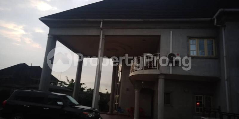 5 bedroom Detached Duplex House for sale Odani Green City Estate. Eleme Rivers - 1