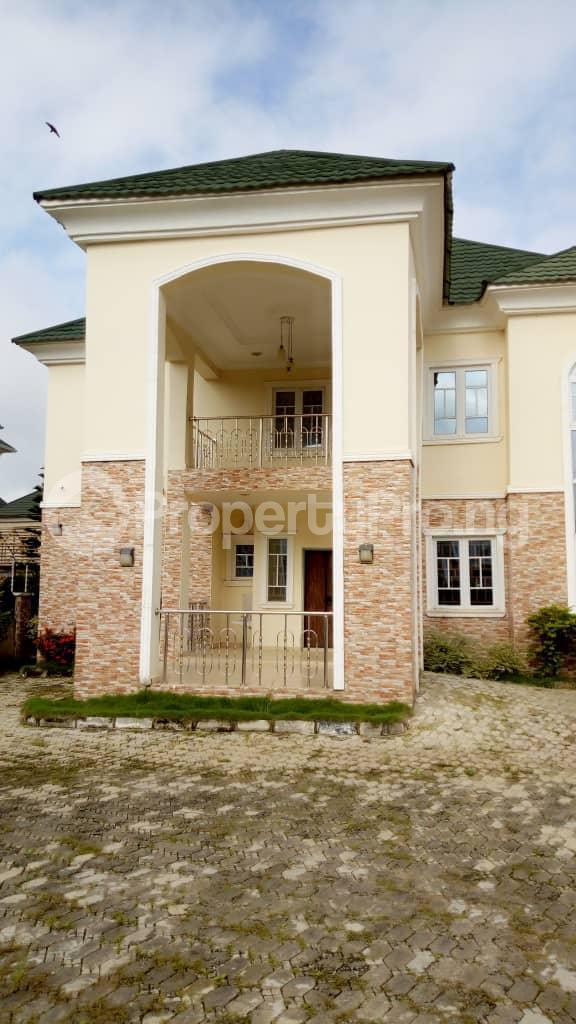 6 bedroom Detached Duplex House for sale Plot 63,festrut estate close to Aso Radio. Katampe Main Abuja - 0
