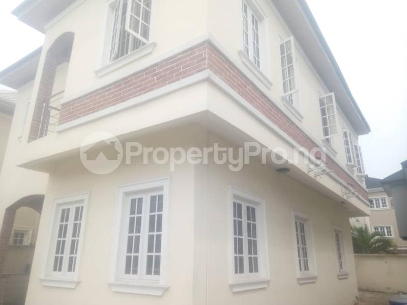 3 bedroom Detached Duplex House for rent --- Idado Lekki Lagos - 11