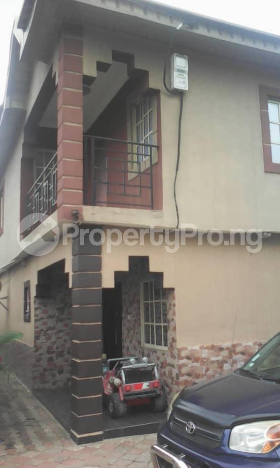 4 bedroom Detached Duplex House for sale Alagbole Iju Lagos - 0
