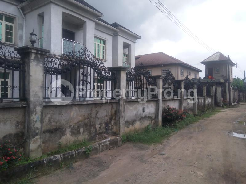 4 bedroom Detached Duplex House for sale Straight Close,Off Rumudara Road,Rumunduru Portharcourt East West Road Port Harcourt Rivers - 6