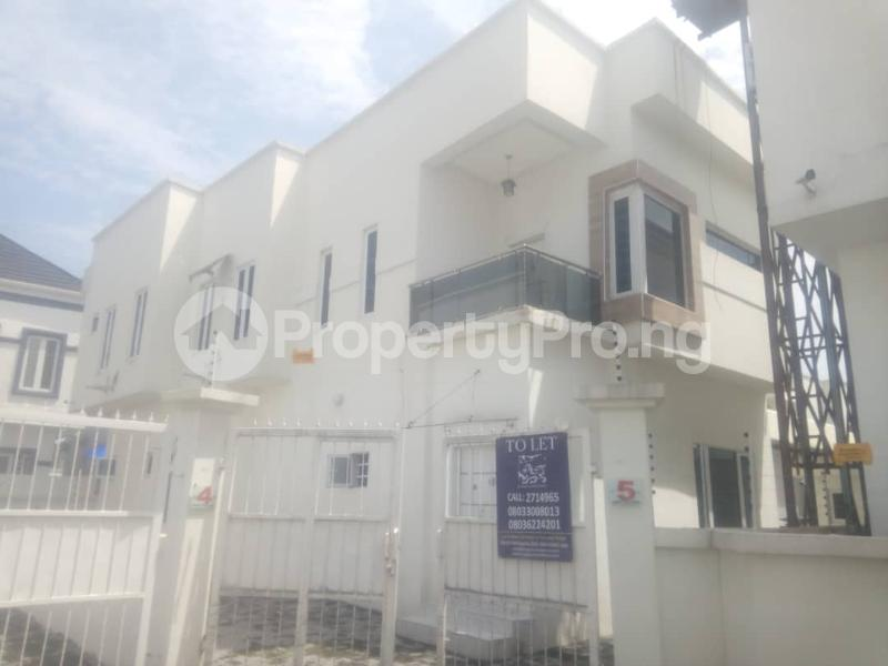 5 bedroom Detached Duplex House for rent ---- Osapa london Lekki Lagos - 0