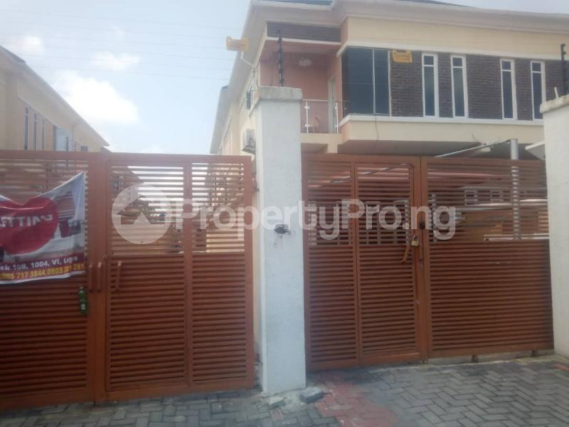 4 bedroom Detached Duplex House for rent ---- chevron Lekki Lagos - 1