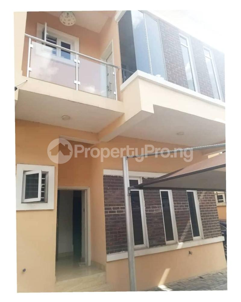4 bedroom Detached Duplex House for rent ---- chevron Lekki Lagos - 0