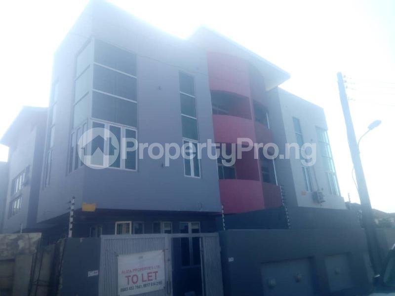 4 bedroom Semi Detached Duplex House for rent - Idado Lekki Lagos - 0