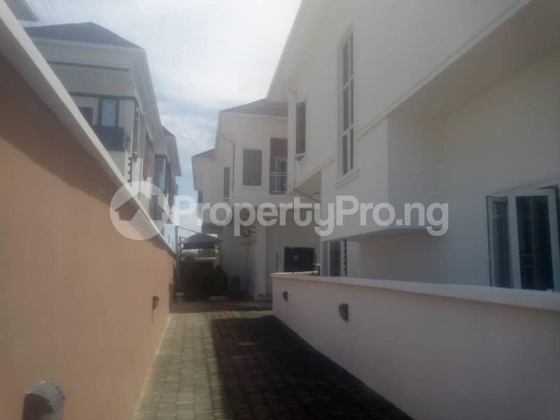 4 bedroom Semi Detached Duplex House for rent ---- Ikate Lekki Lagos - 13