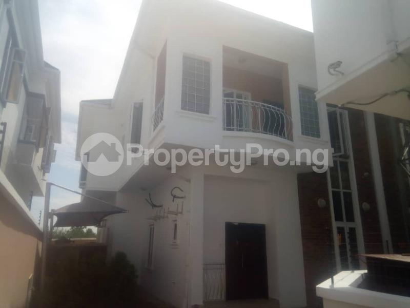 4 bedroom Semi Detached Duplex House for rent ---- Ikate Lekki Lagos - 0