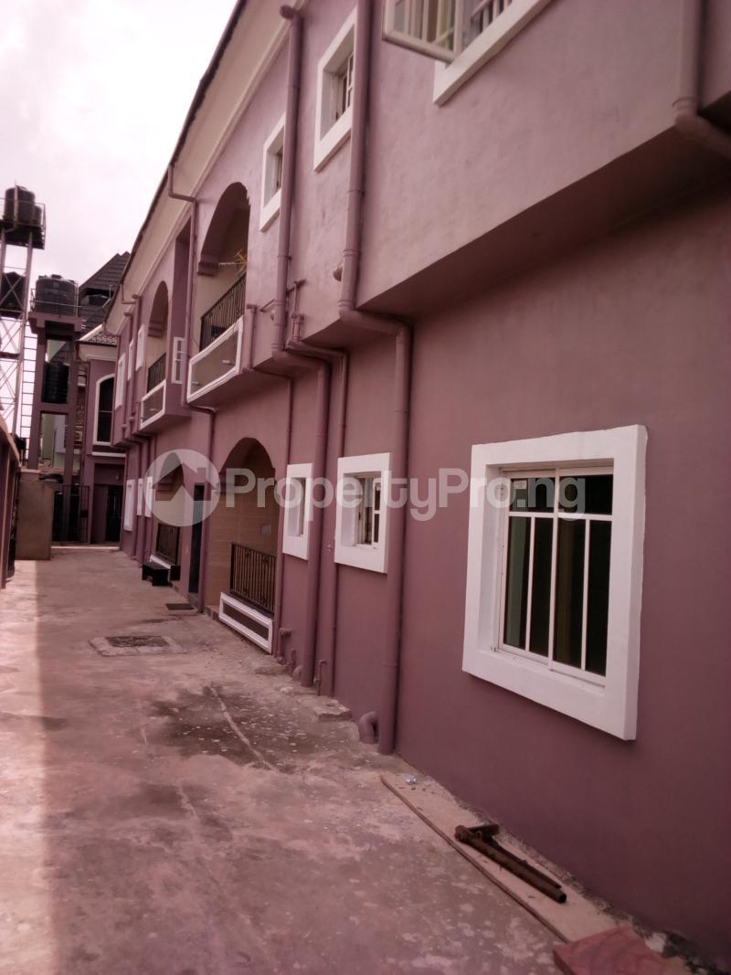 1 bedroom mini flat  Mini flat Flat / Apartment for rent Park view estate Ago palace Okota Lagos - 0