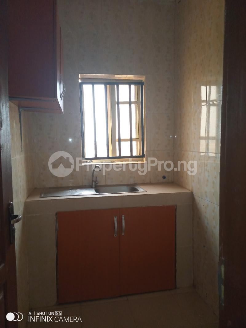 1 bedroom mini flat  Mini flat Flat / Apartment for rent Berger oluwakemi junction via Ojodu abiodun road. Berger Ojodu Lagos - 9
