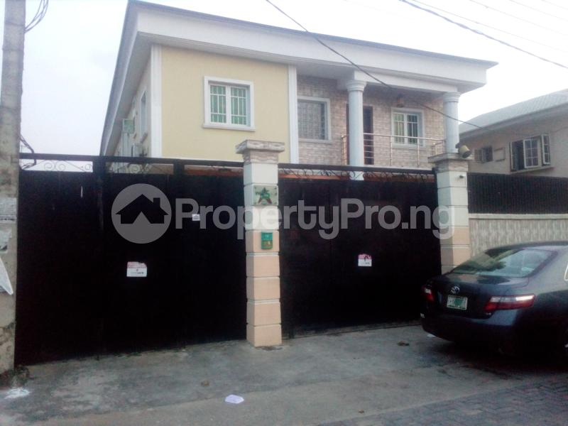 1 bedroom mini flat  Mini flat Flat / Apartment for rent Off Bode Thomas  Bode Thomas Surulere Lagos - 0