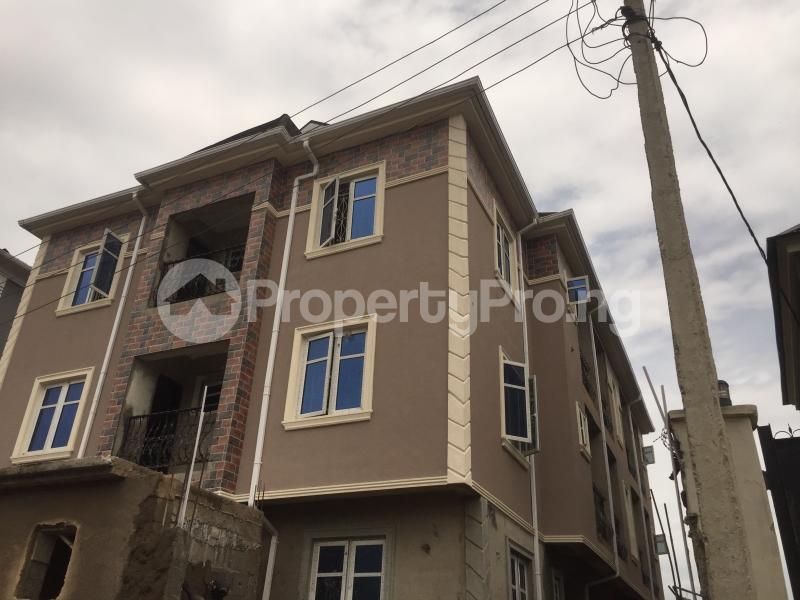 2 bedroom Flat / Apartment for rent Alaka  Abule-Ijesha Yaba Lagos - 0