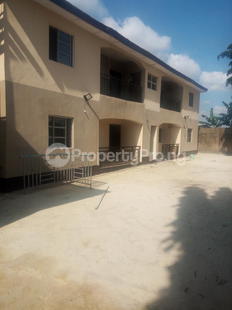 2 bedroom Blocks of Flats House for rent Command, Ipaja Ipaja Ipaja Lagos - 0