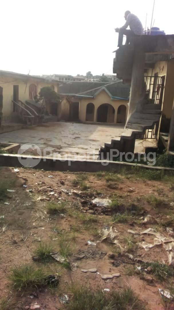 Blocks of Flats House for sale  inside estate toyin by bus stop Iju-Ishaga Agege Lagos - 1