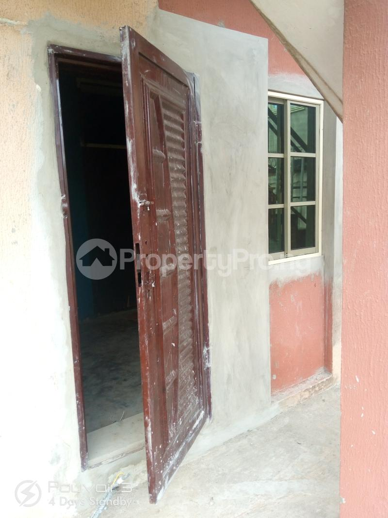 1 bedroom mini flat  Self Contain Flat / Apartment for rent Rimax Estate Meiran Abule Egba Lagos - 1