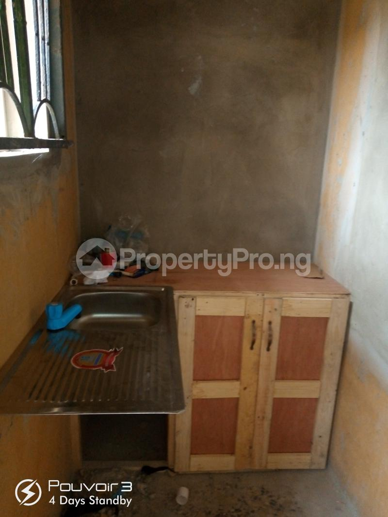 1 bedroom mini flat  Self Contain Flat / Apartment for rent Rimax Estate Meiran Abule Egba Lagos - 3