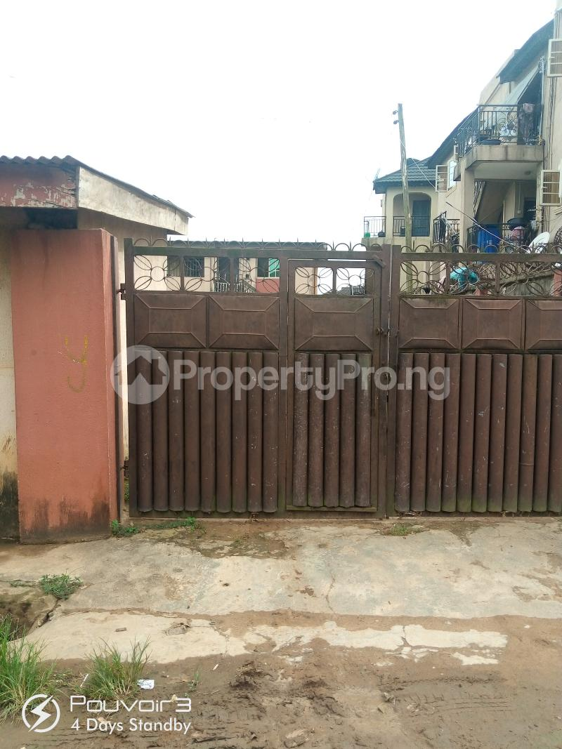 1 bedroom mini flat  Self Contain Flat / Apartment for rent Rimax Estate Meiran Abule Egba Lagos - 4