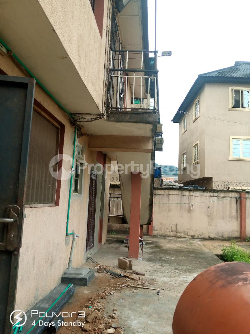 1 bedroom mini flat  Self Contain Flat / Apartment for rent Rimax Estate Meiran Abule Egba Lagos - 0