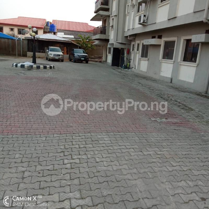 1 bedroom mini flat  Self Contain Flat / Apartment for rent Akin bus stop off ado road Ado Ajah Lagos - 7