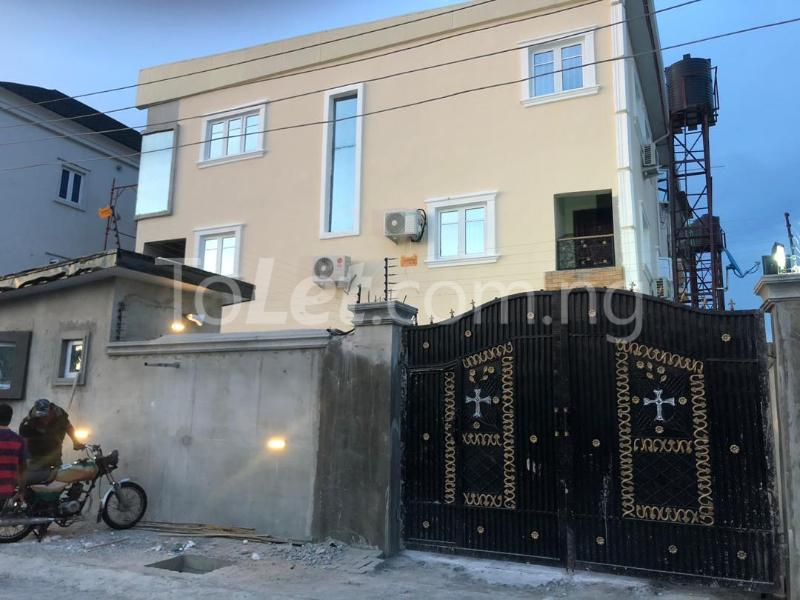 2 bedroom Flat / Apartment for rent Thera annex estate. Sangotedo Ajah Lagos - 9