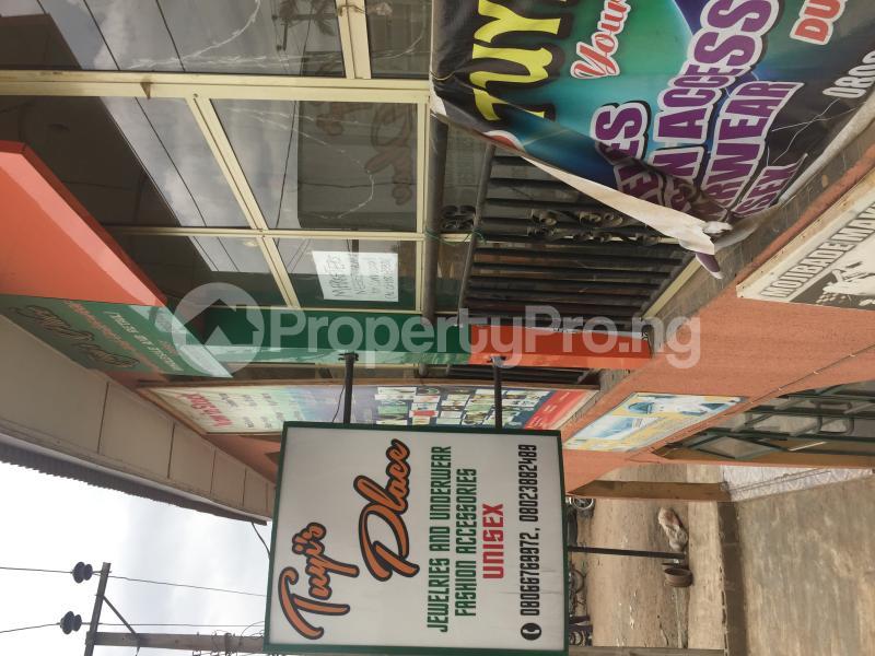 Shop Commercial Property for rent Magboro  Magboro Obafemi Owode Ogun - 1