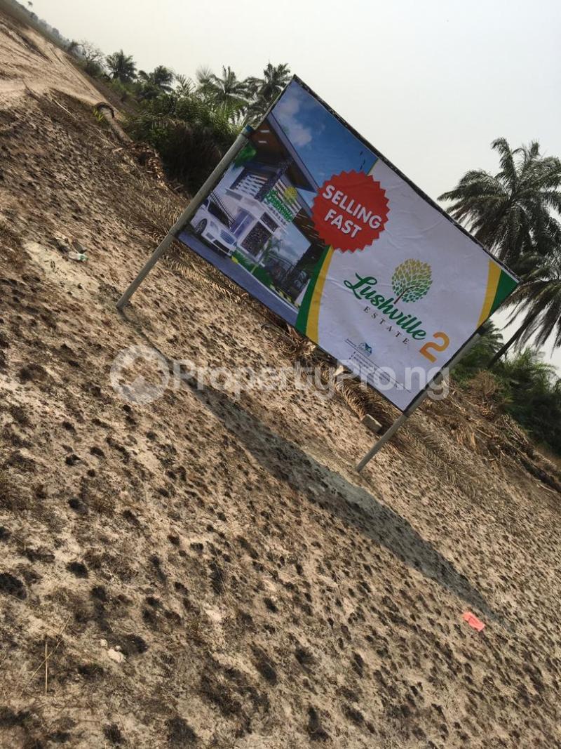 Mixed   Use Land Land for sale Ikegun Ibeju-Lekki Lagos - 1