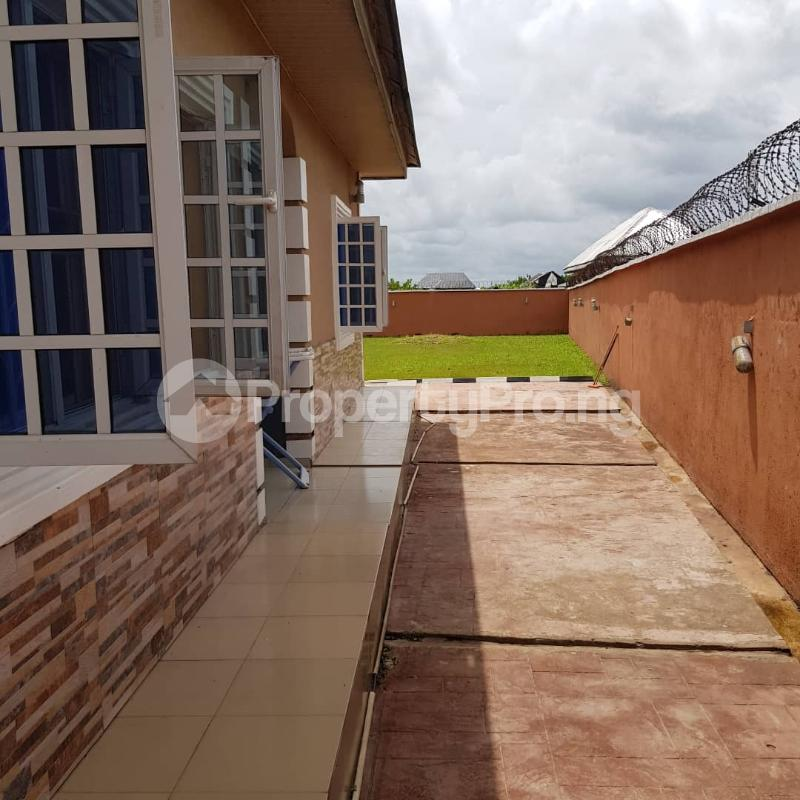 5 bedroom Detached Bungalow House for sale Imirimgi road,  Tombia, YENAGOA, Bayelsa state.  Yenegoa Bayelsa - 1