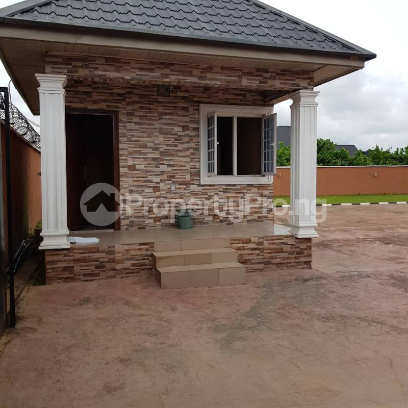 5 bedroom Detached Bungalow House for sale Imirimgi road,  Tombia, YENAGOA, Bayelsa state.  Yenegoa Bayelsa - 4