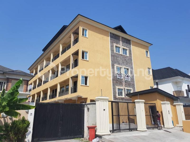 2 bedroom Block of Flat for rent Adebambi chevron Lekki Lagos - 2