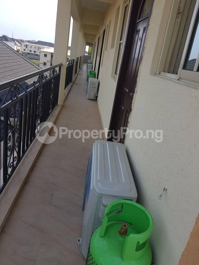 2 bedroom Block of Flat for rent Adebambi chevron Lekki Lagos - 10