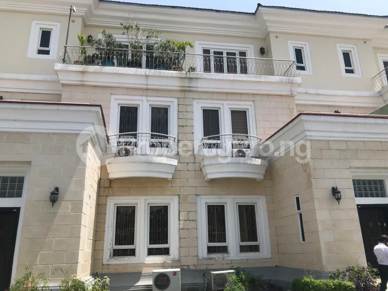 4 bedroom Terraced Duplex House for rent Lekki Phase 1 Lekki Phase 1 Lekki Lagos - 1