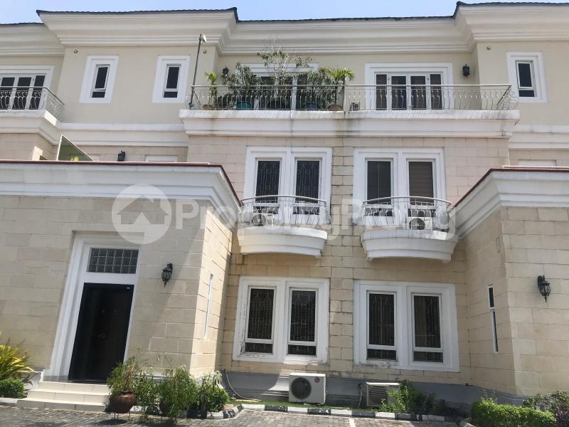 4 bedroom Terraced Duplex House for rent Lekki Phase 1 Lekki Phase 1 Lekki Lagos - 0