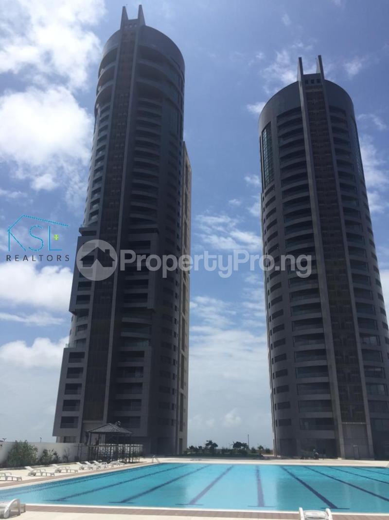 3 bedroom Flat / Apartment for shortlet Eko Atlantic city VI Lagos Eko Atlantic Victoria Island Lagos - 16