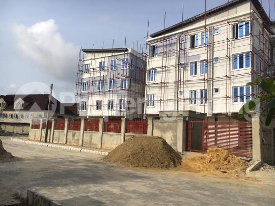 3 bedroom Block of Flat for sale Ivie street Oral Estate Lekki Lagos - 0