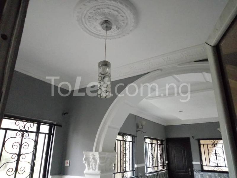 3 bedroom Blocks of Flats House for rent thomas estate Thomas estate Ajah Lagos - 1