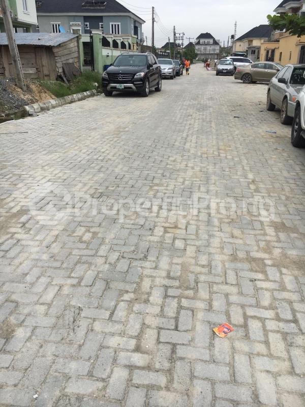 3 bedroom Block of Flat for sale Ivie street Oral Estate Lekki Lagos - 3